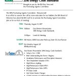 2016 Energy Code Standards Presentation