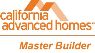 California Advanced Homes' Master Builder Program