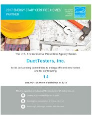 Certified Energy Star Partner