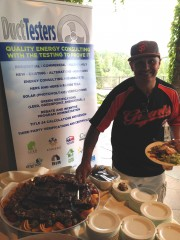 DuctTesters, Inc. sponsors the North State BIA Event.