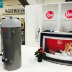 Rheem Booth at PCBC